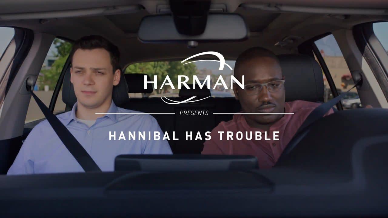 Harman Tech Behind the Wheel