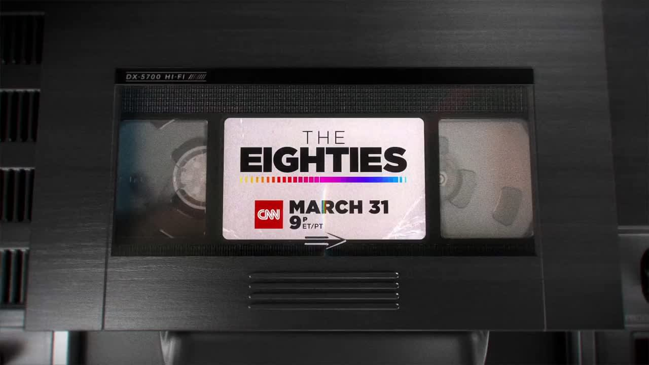 CNN's The Eighties