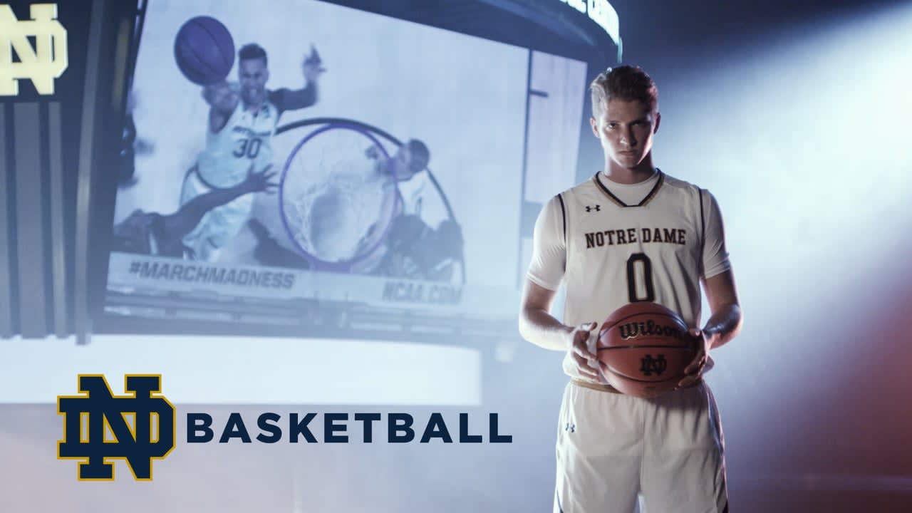 Notre Dame Basketball | Intro Video