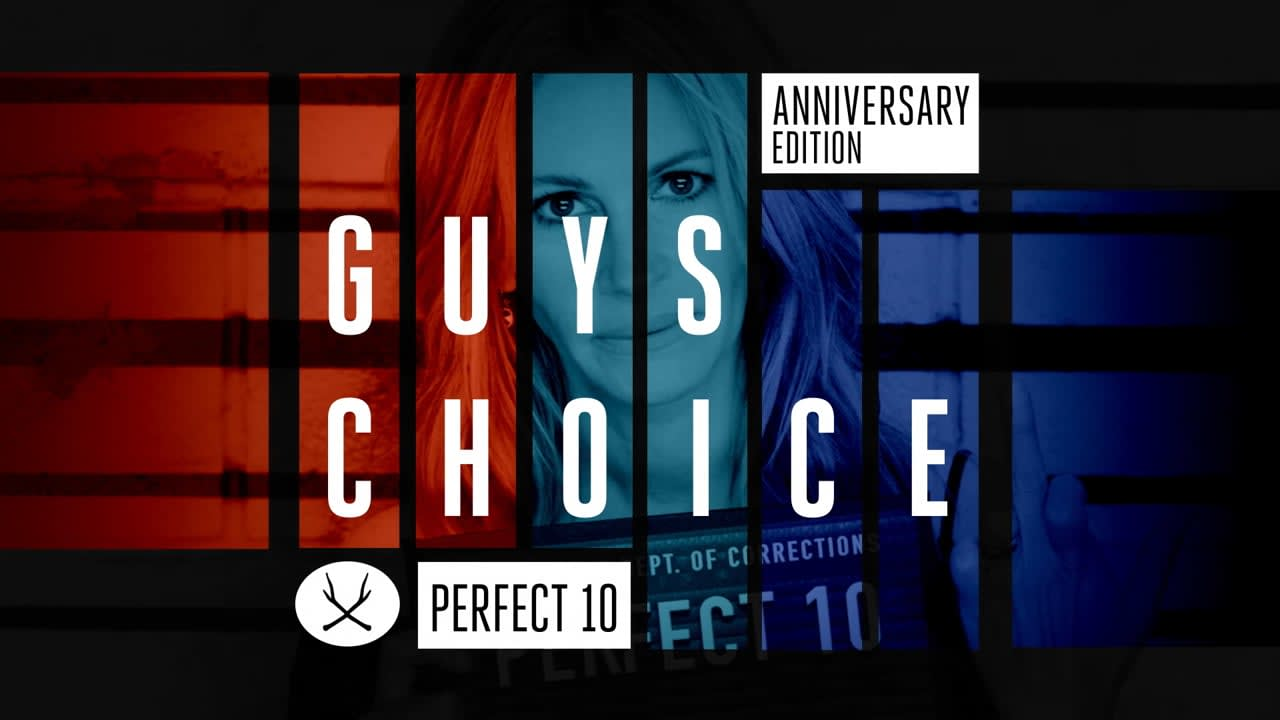 Guys Choice Awards 2016 Show Graphics and Open