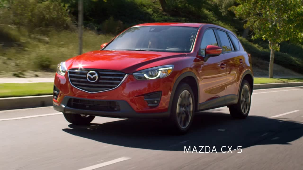 """""""Drive for Good"""" Campaign for Mazda"""