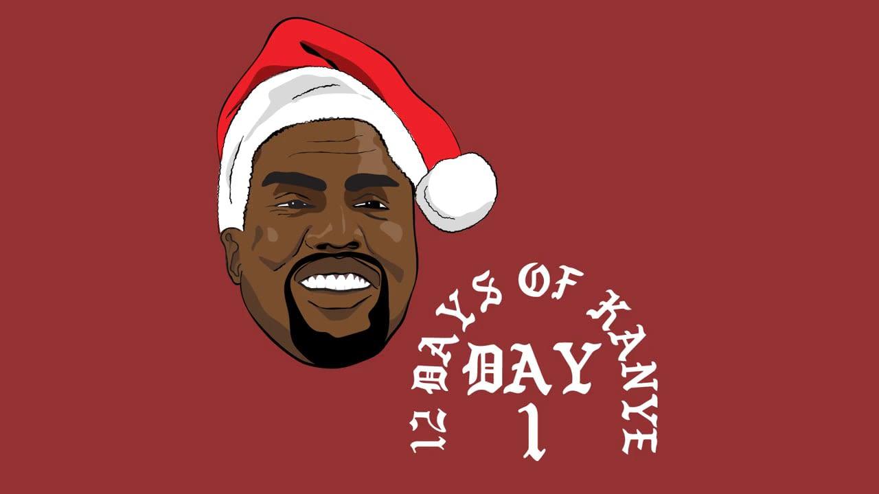 12 Days of Kanye