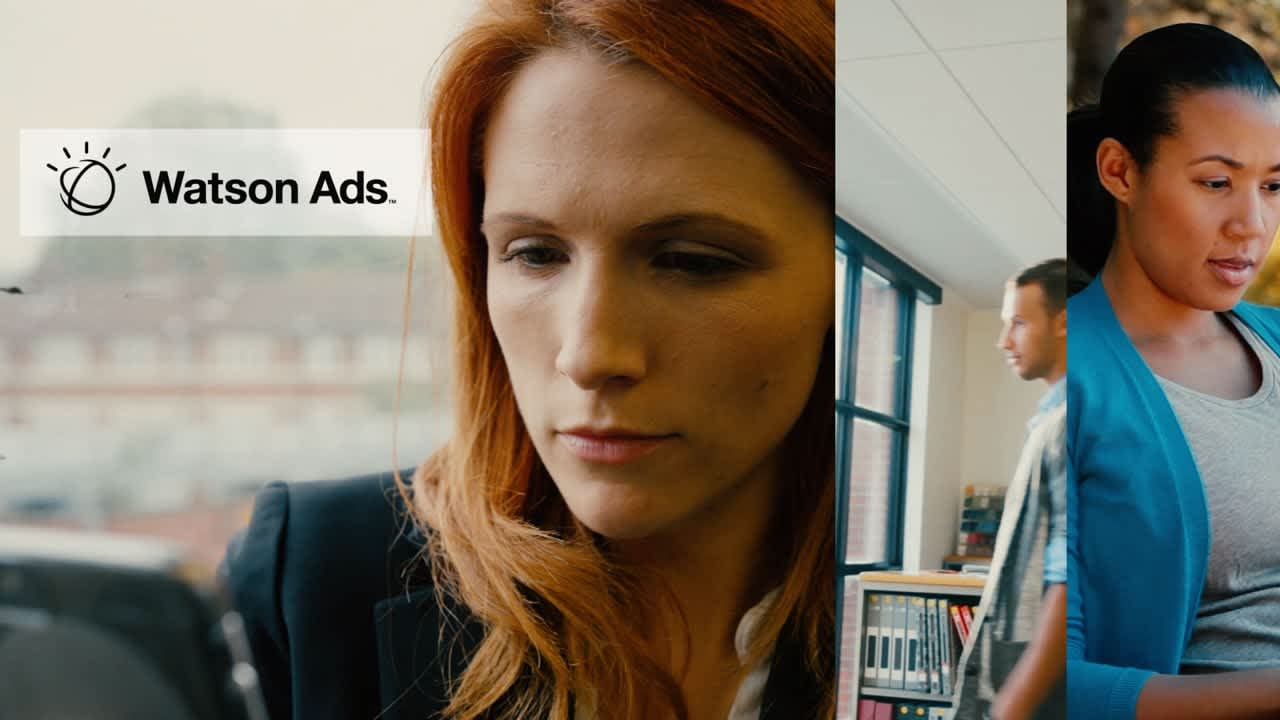 IBM Watson Advertising Integrated Campaign