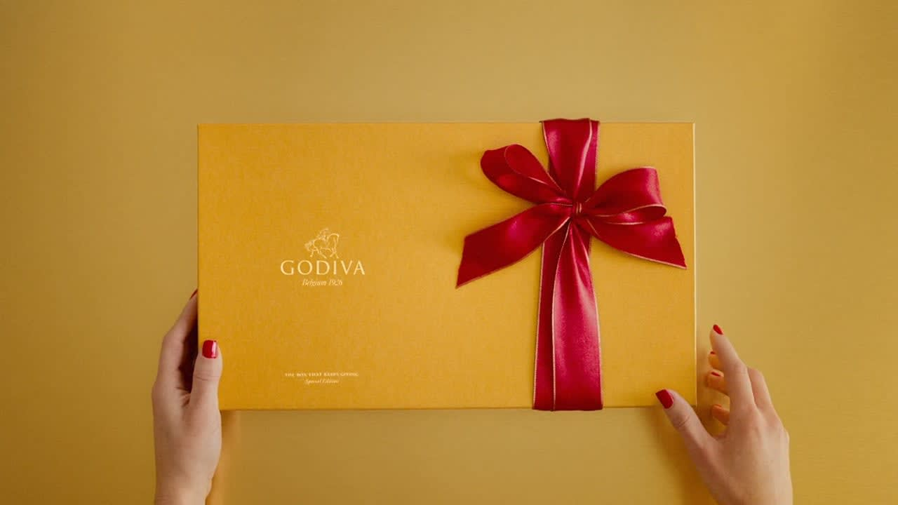 Godiva: The Box that Keeps on Giving