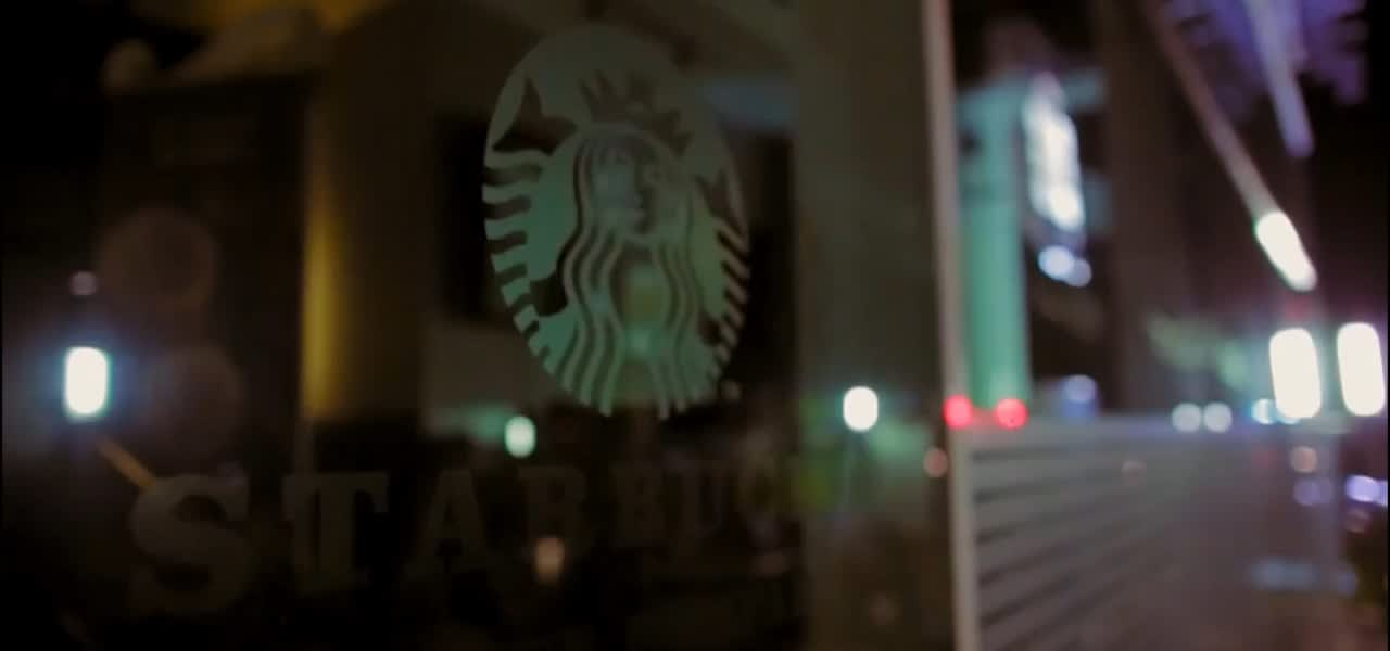 """Starbucks """"Year of Good"""""""