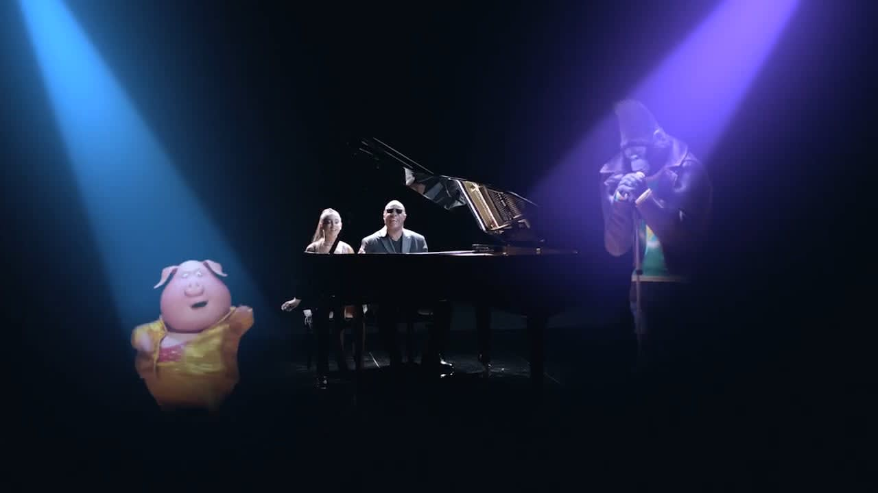 "Faith - Music Video for Illumination Entertainment's ""Sing"""