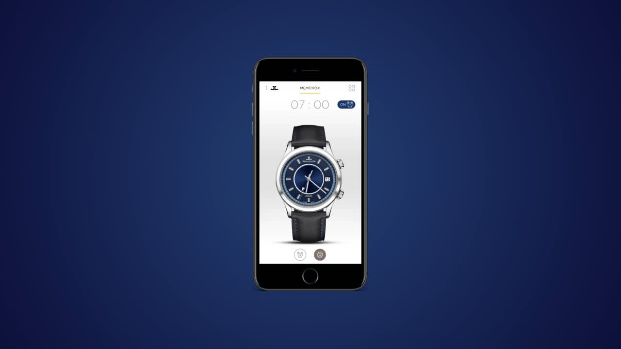 Jaeger-LeCoultre Memovox - iOS/Android App