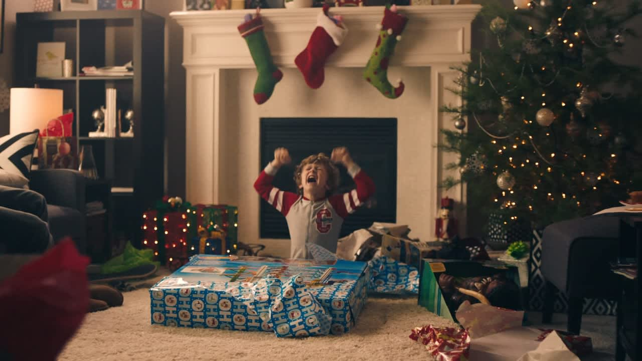 "Walmart 2016 ""Holiday Hypno"""