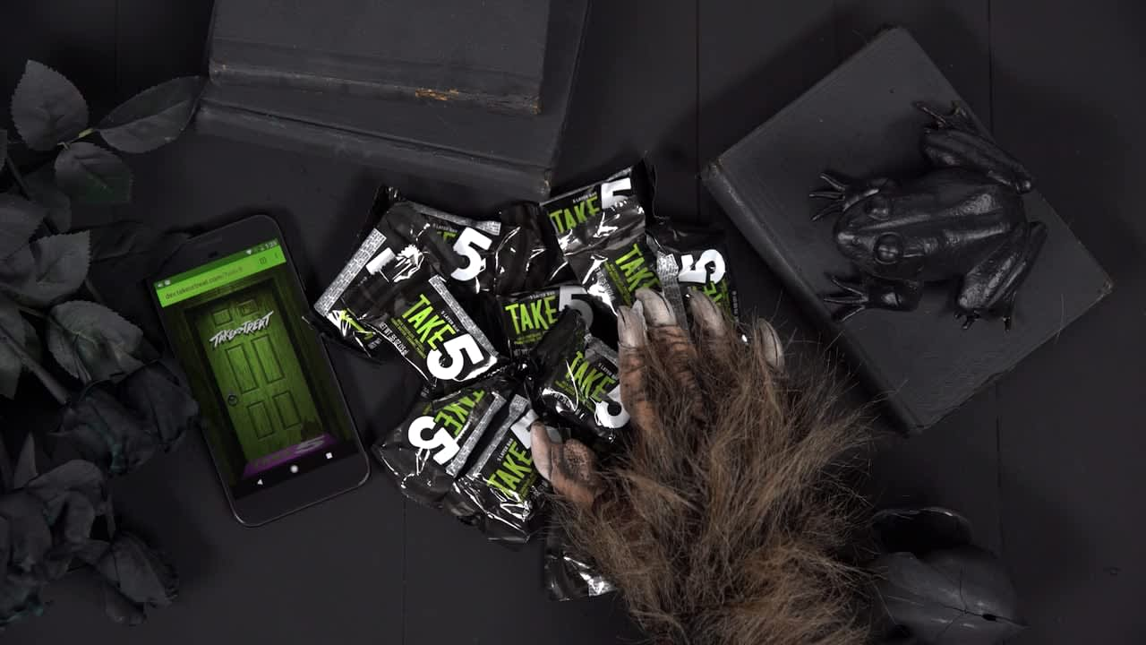 Take5 Take or Treat
