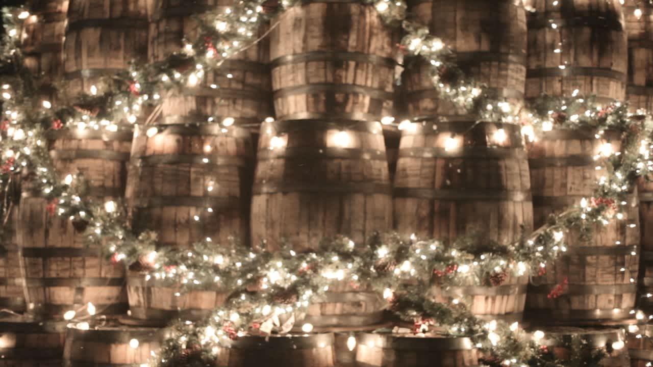 "Jack Daniels ""Barrel Tree"""