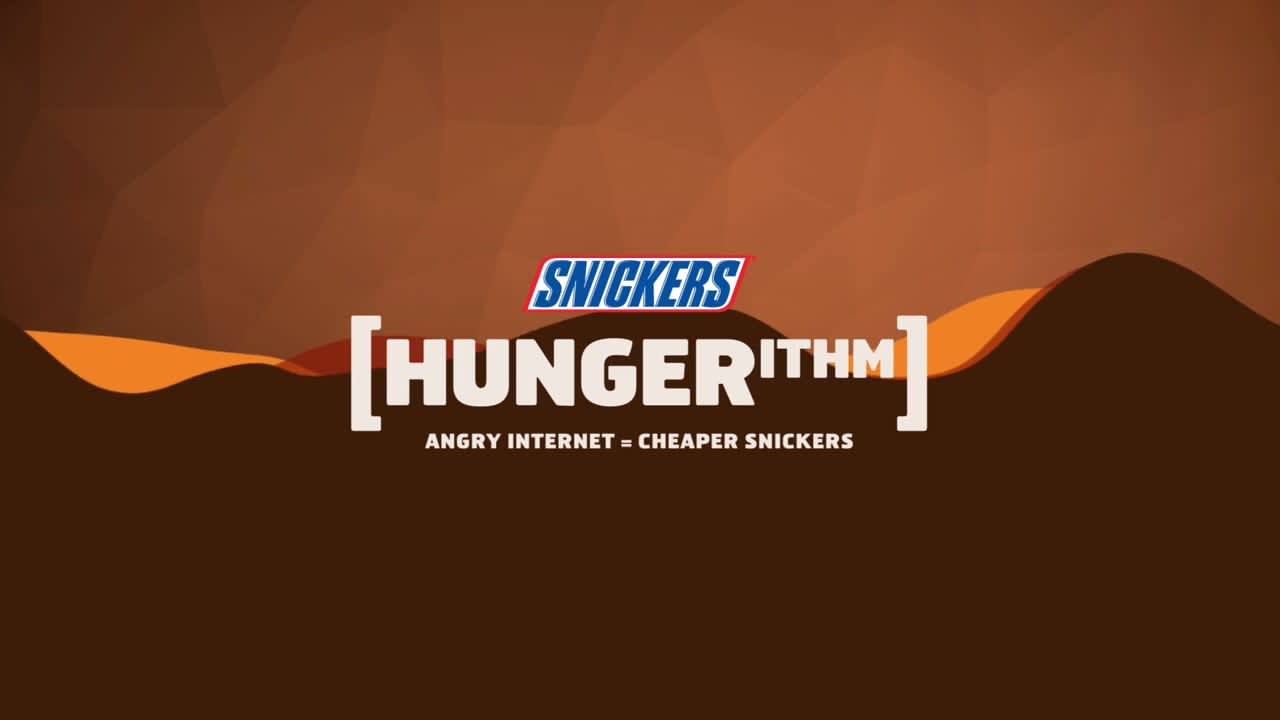 Snickers / Hungerithm