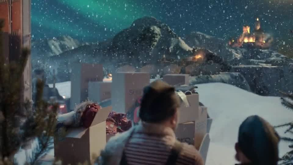 Sears Holiday Campaign