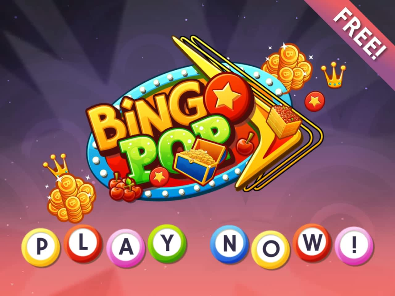 Bingo Pop Animation