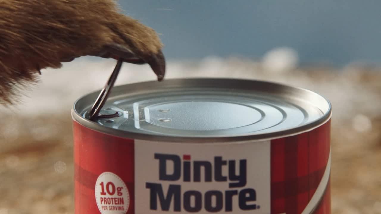 """""""Chop"""" :30 Dinty Moore Stew"""