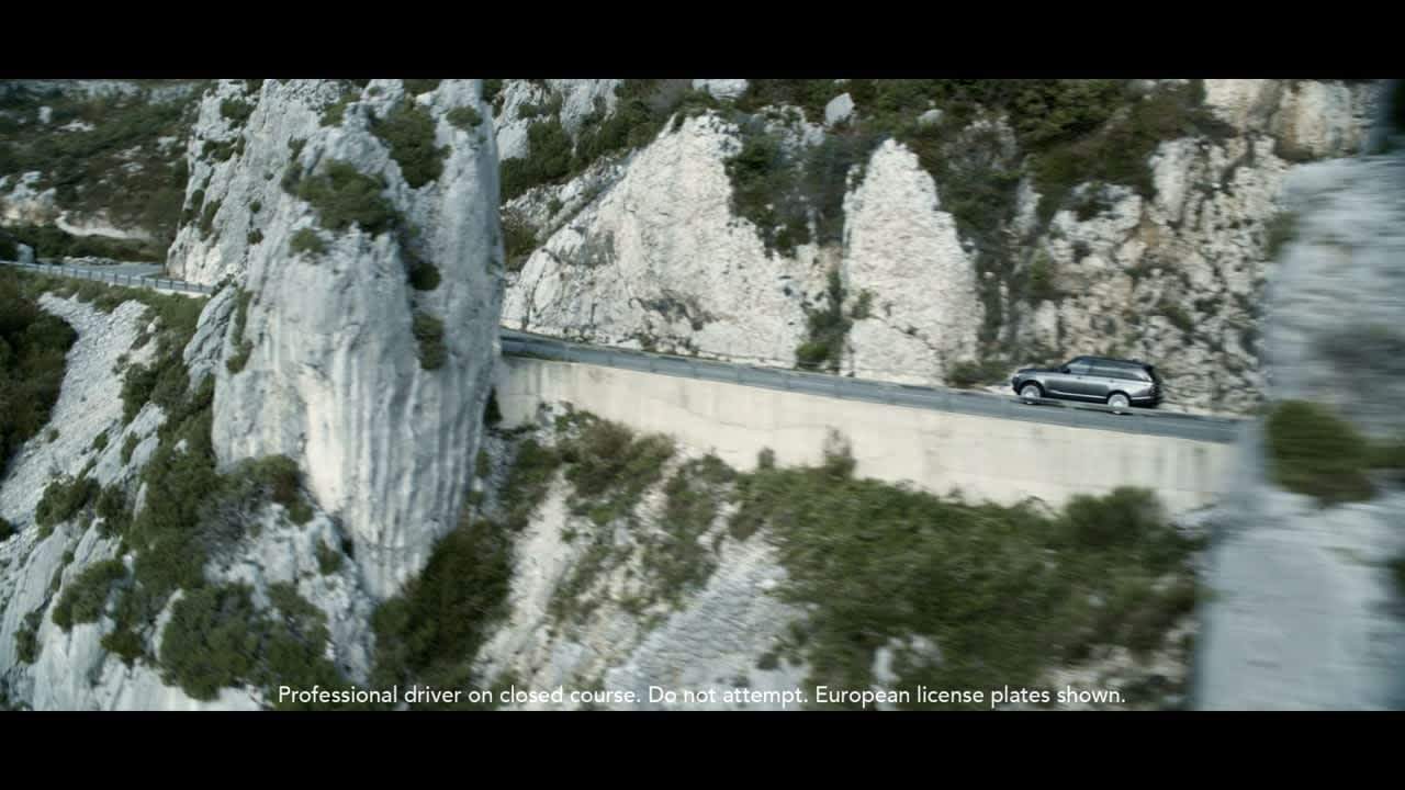 Range Rover Commercial
