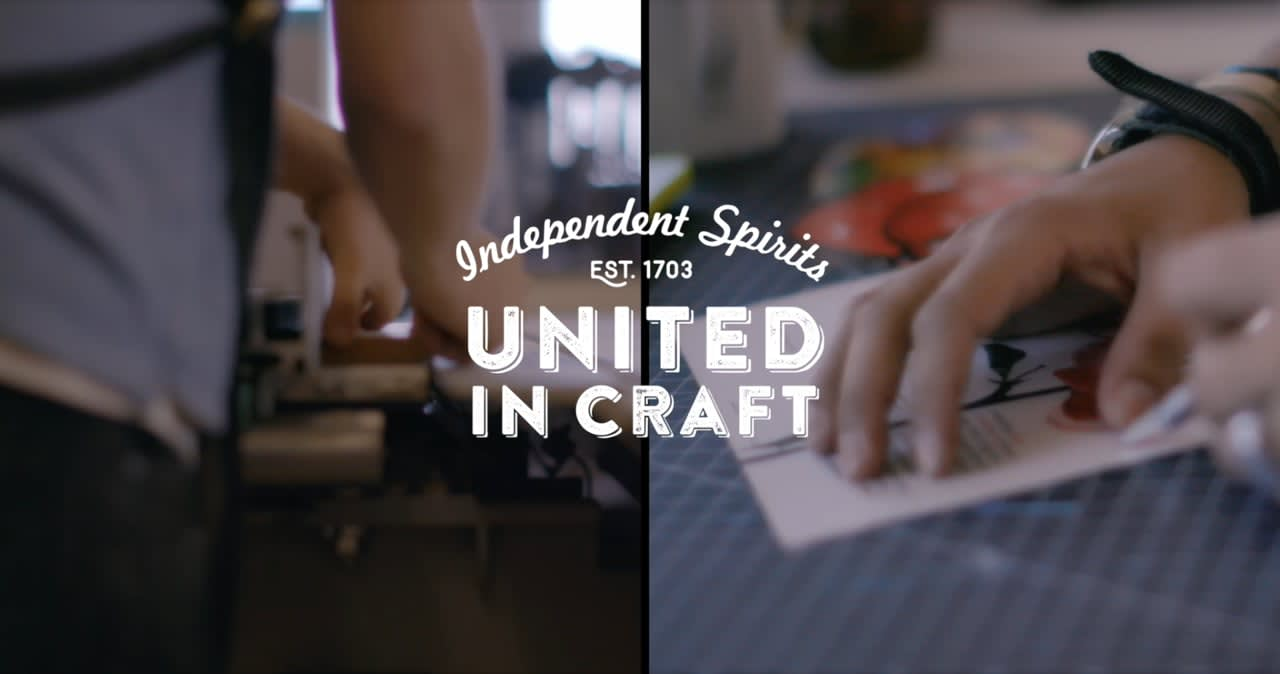 "Mount Gay Rum ""Independent Spirits, United In Craft"" Campaign"