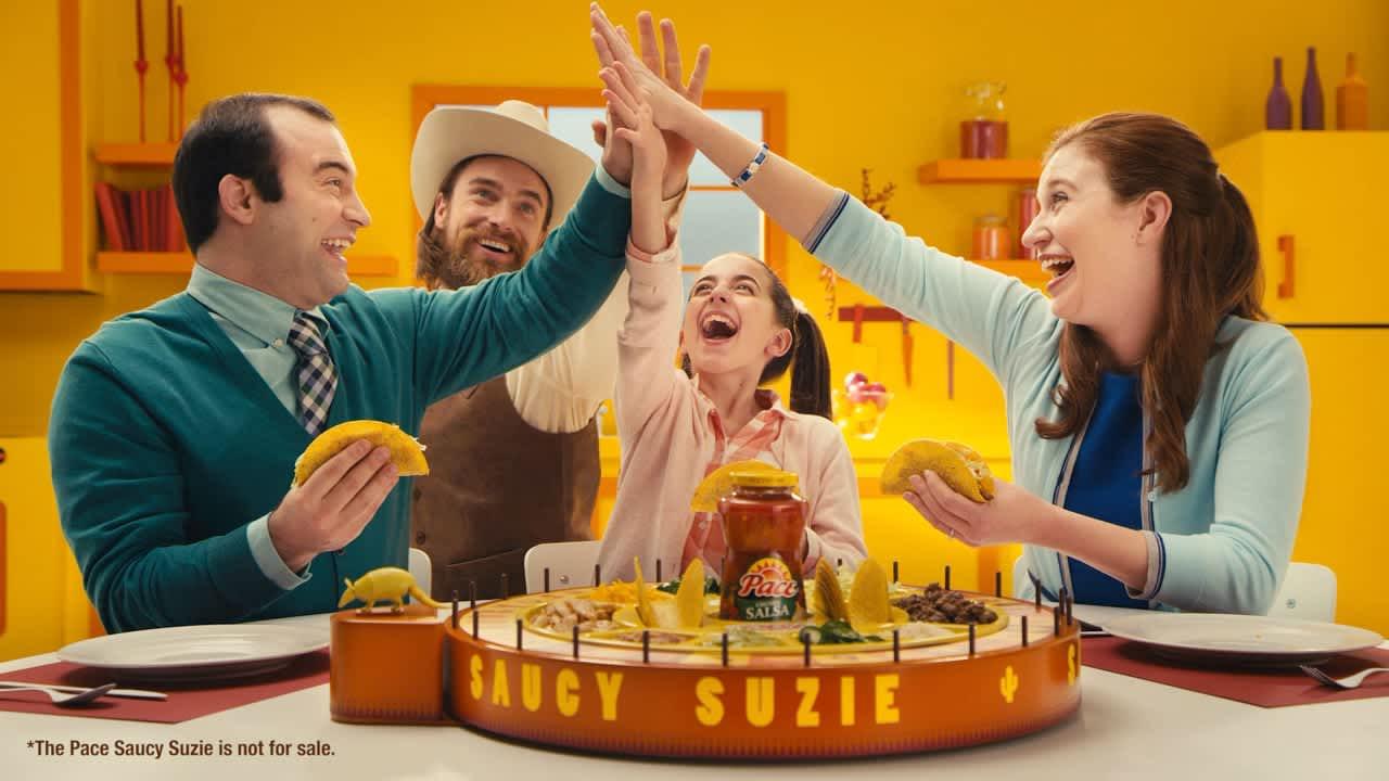 "Pace Salsa - ""Saucy Suzie"""