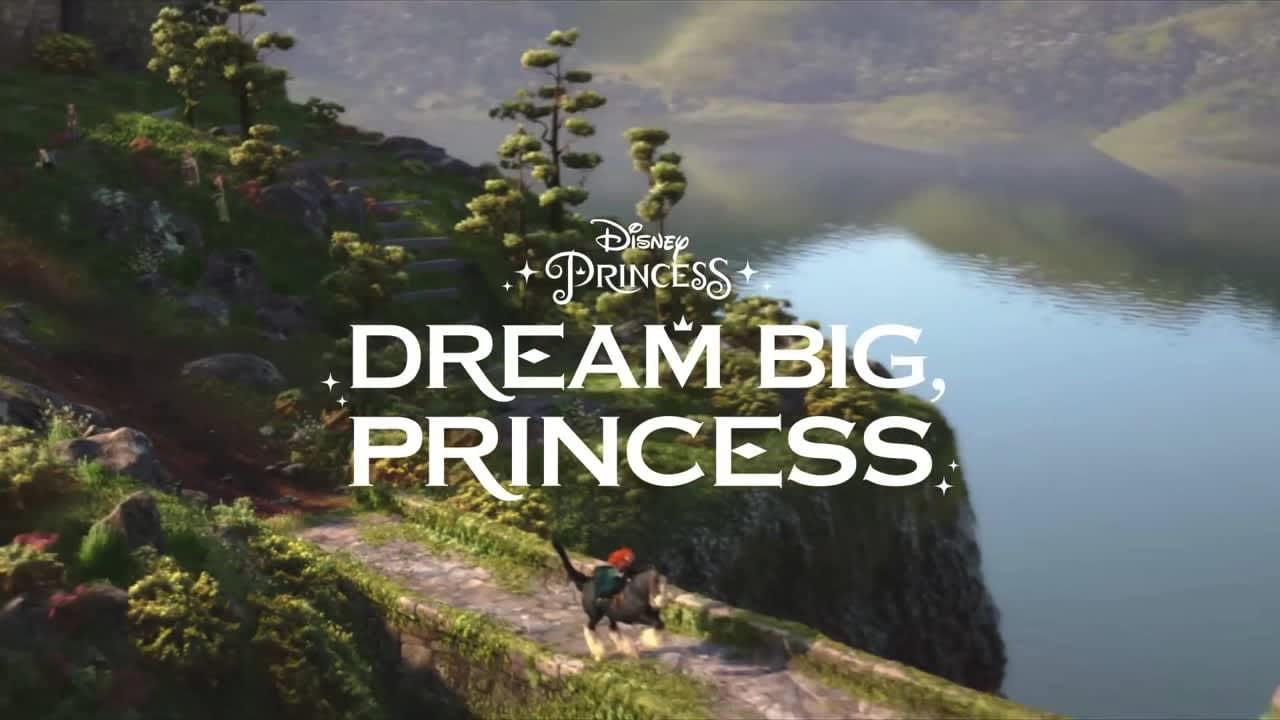 Disney - Dream Big Princess