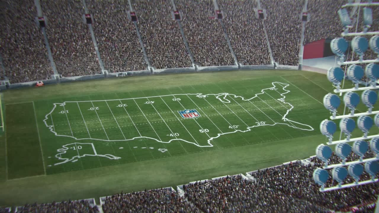 """NFL """"Inside These Lines"""""""