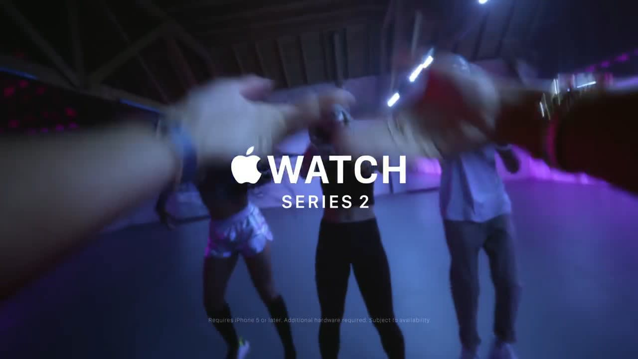 Apple Watch - Go Dance