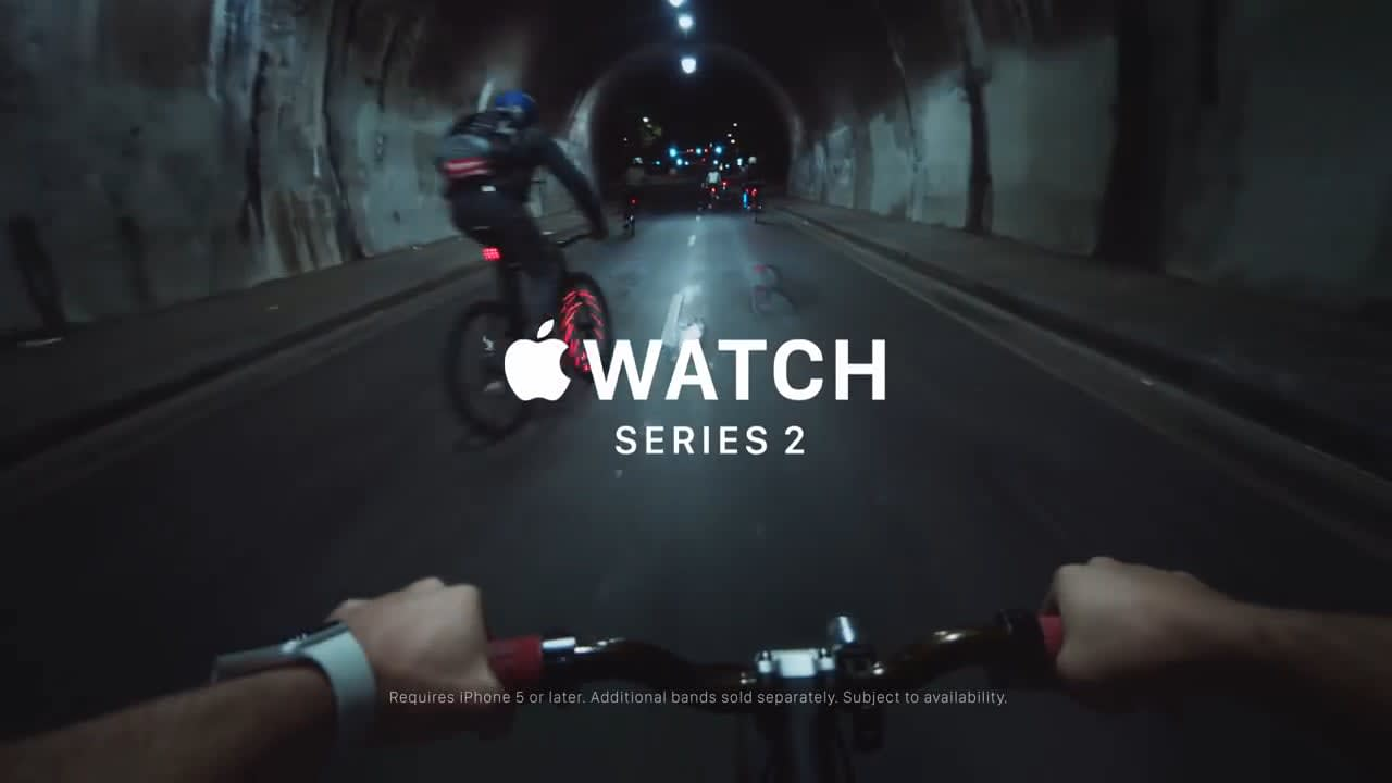 Apple Watch - Go Ride
