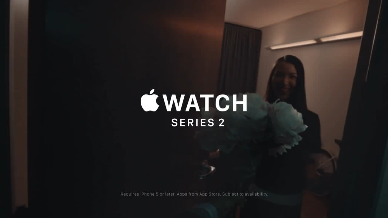 Apple Watch - Go Out