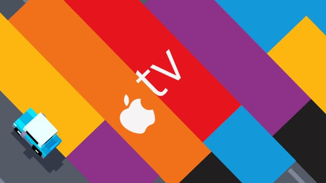 Apple TV - Launch