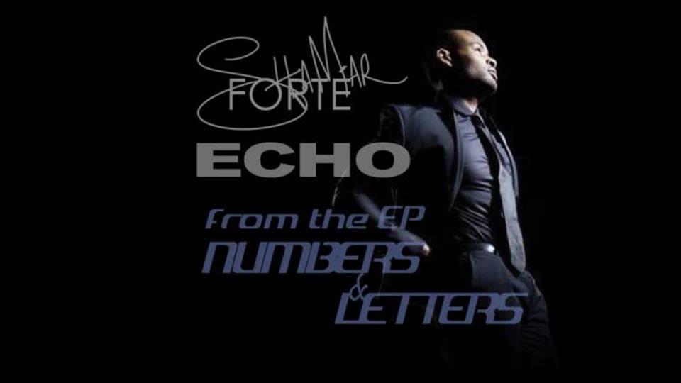"""Shamar Forte """"Echo"""" Lyric Video"""