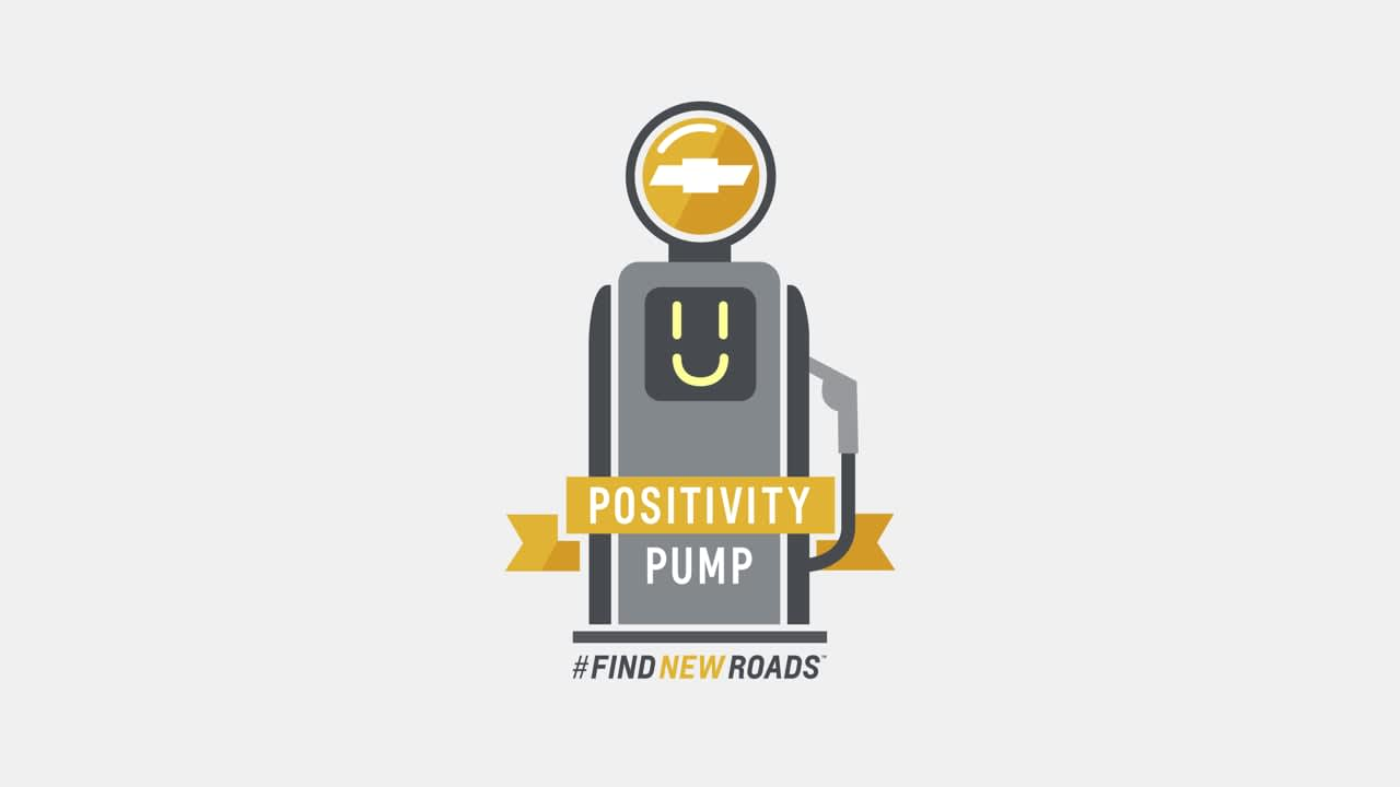 Chevy - Positivity Pump