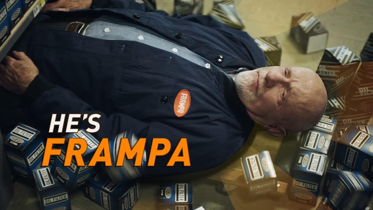 FRAM it's FRAMPA