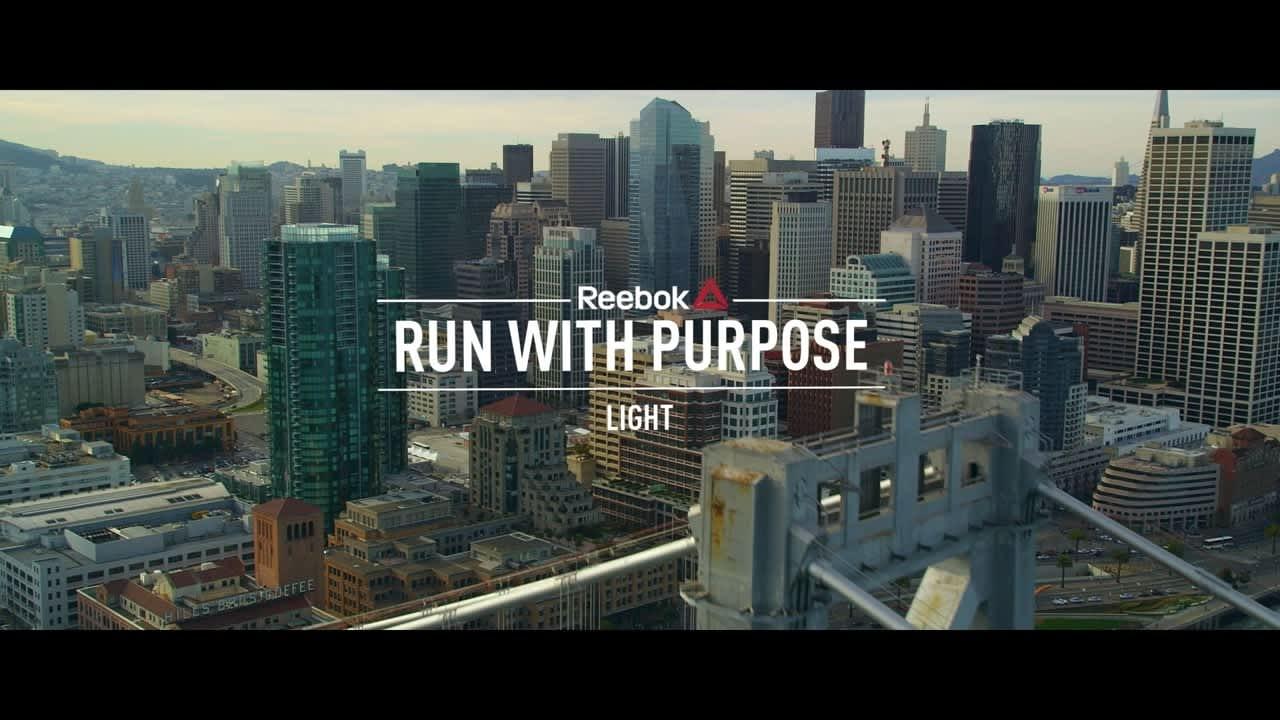 Reebok - Run with Porpuse