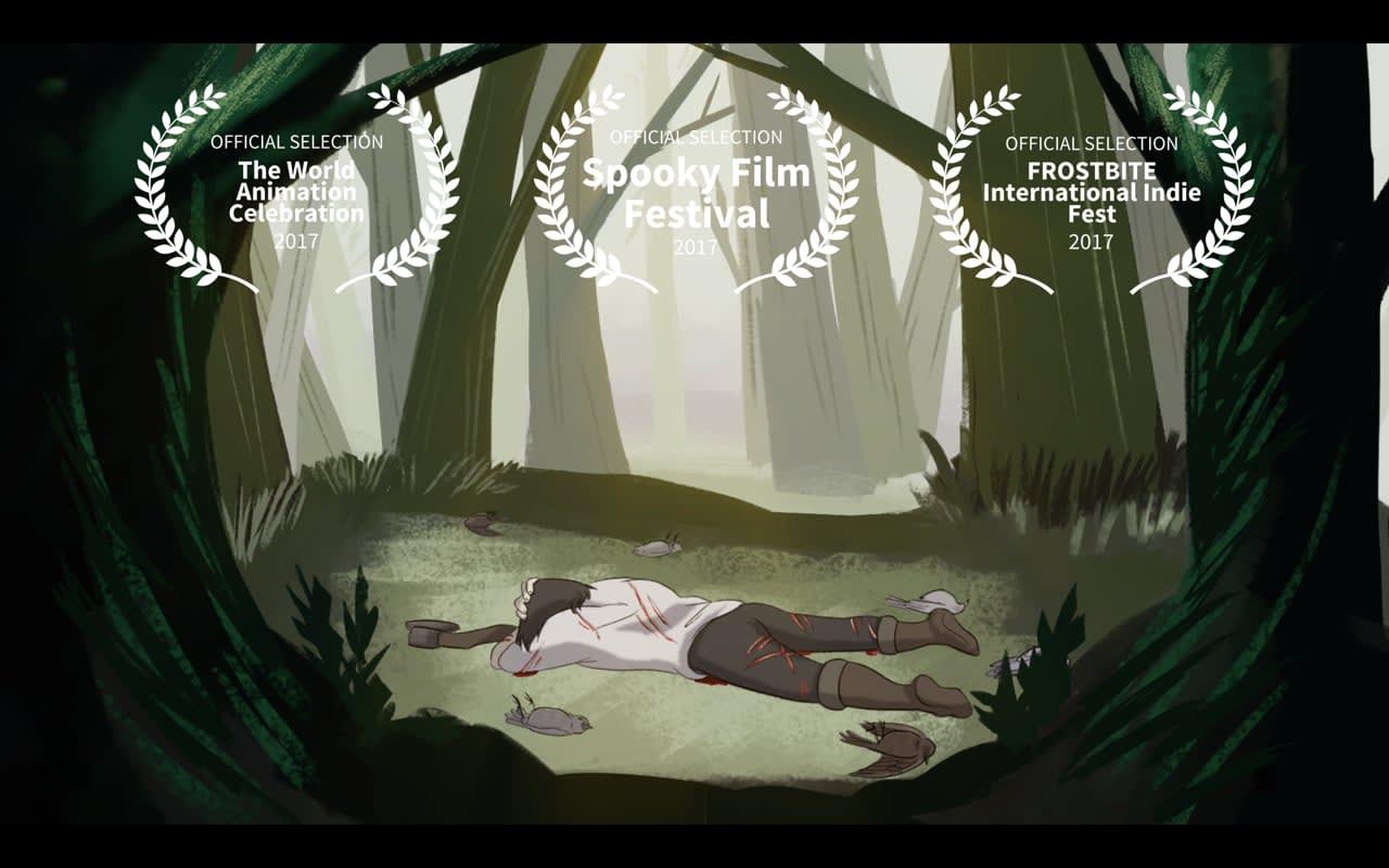 Short Film Actaeon