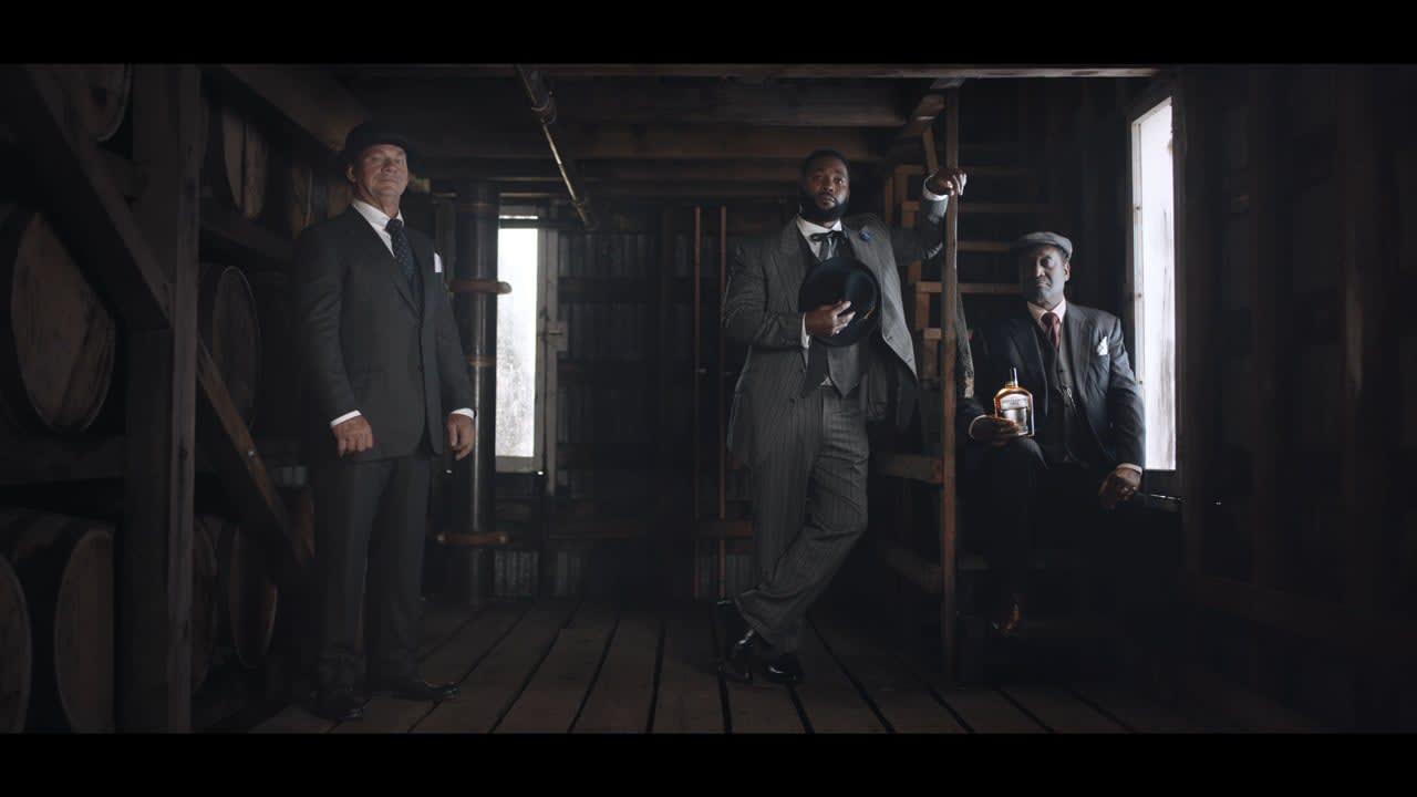 """Gentleman Jack """"From the Makers of Jack Daniel's"""""""