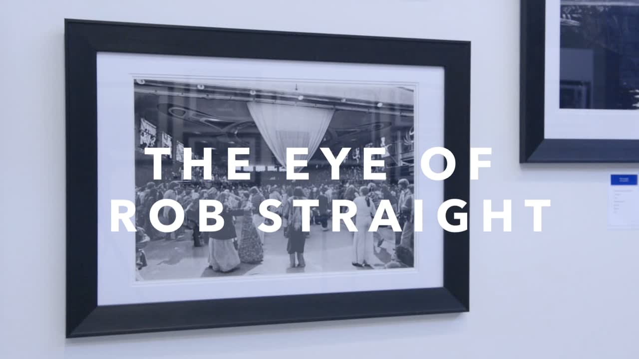 The Eye Of Rob Straight - Photography Exhibition