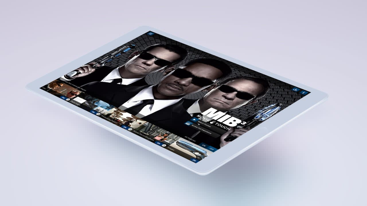 Movie Touch Interactive Movie Viewing Experience