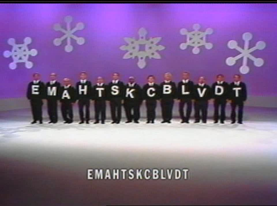 Amazon Singing Sweatermen