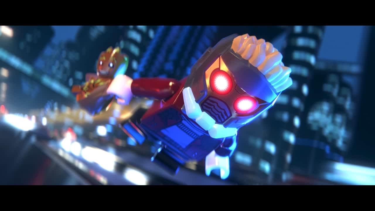 LEGO Marvel // AV Campaign, Broadcast & Digital