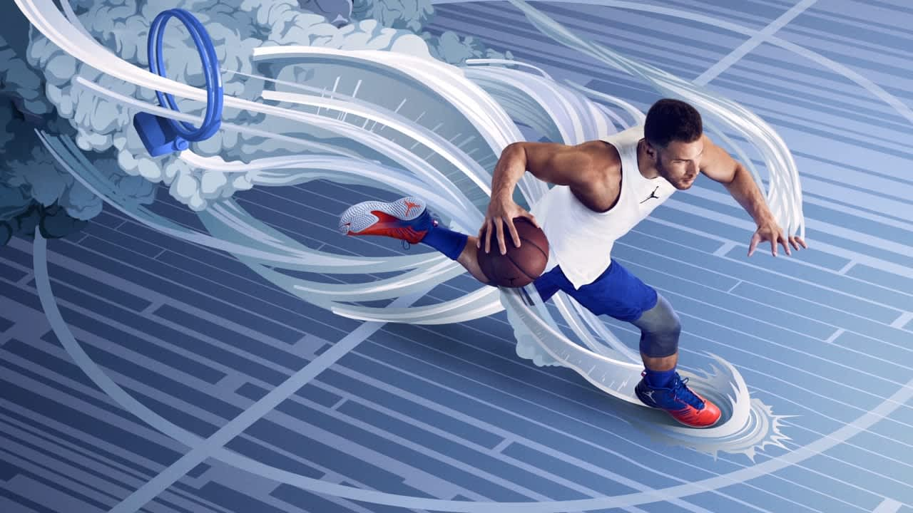 "Nike Air Jordan ""SuperFly 5"" Campaign"