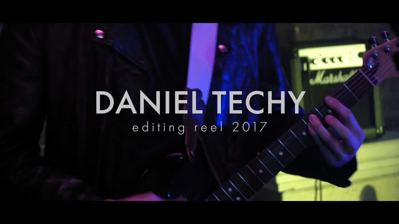 2017 Editing Reel
