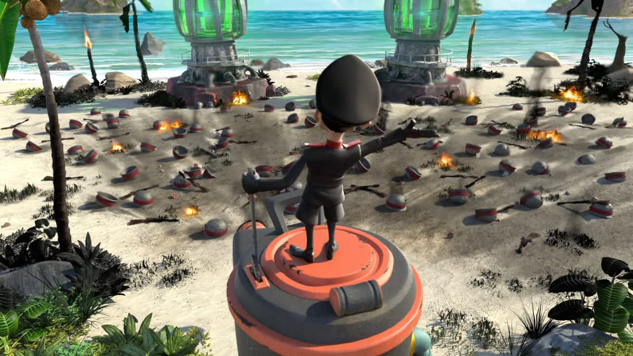 Boom Beach: It's Lonely at the Top