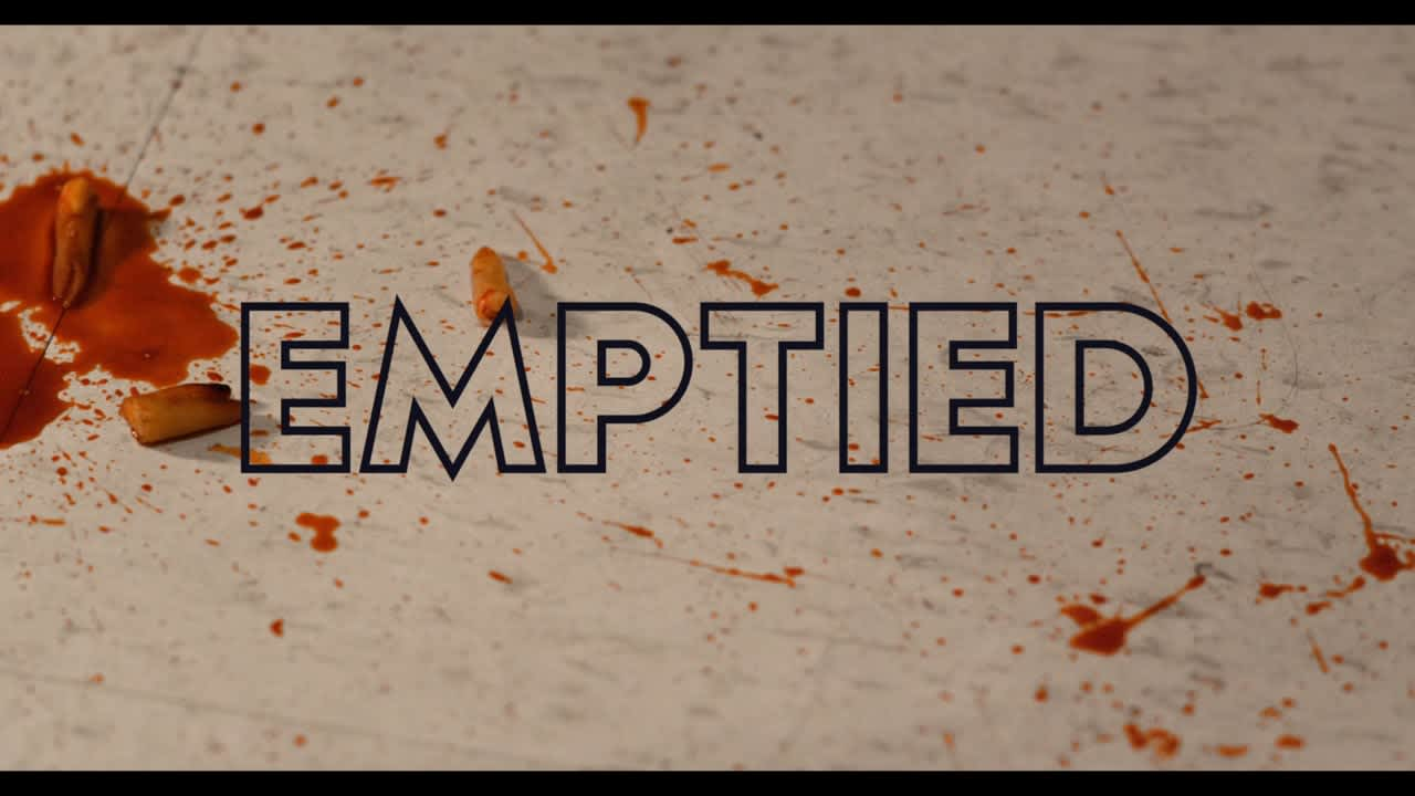 Emptied - trailer