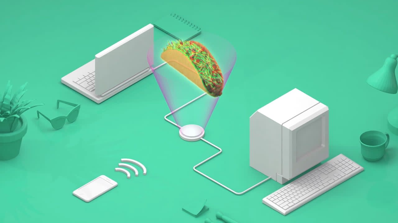 TacoBot, a Slack bot that makes group food ordering easy.