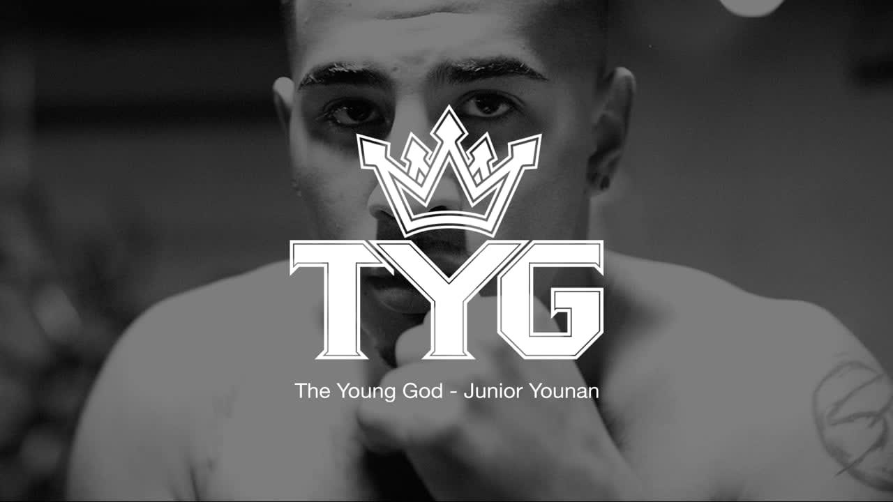The Young God - Junior Younan