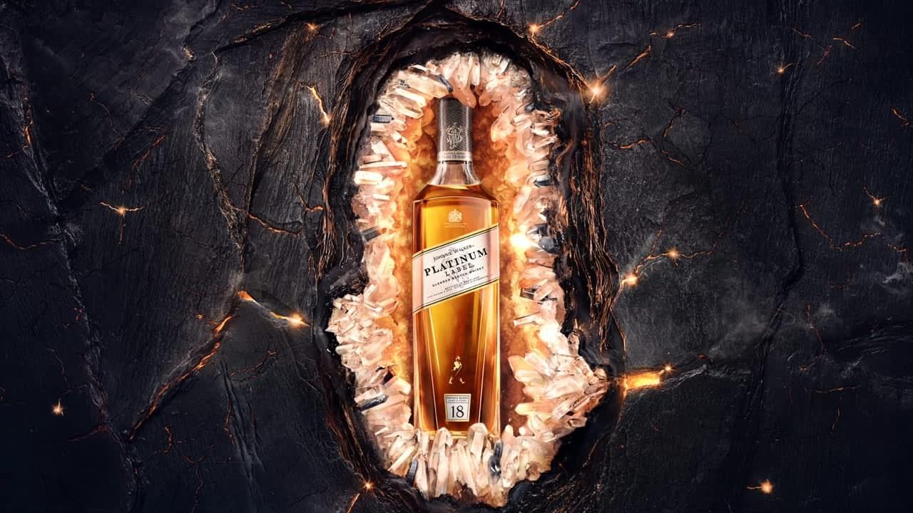 Johnnie Walker - Gold & Platinum Label Global Campaigns