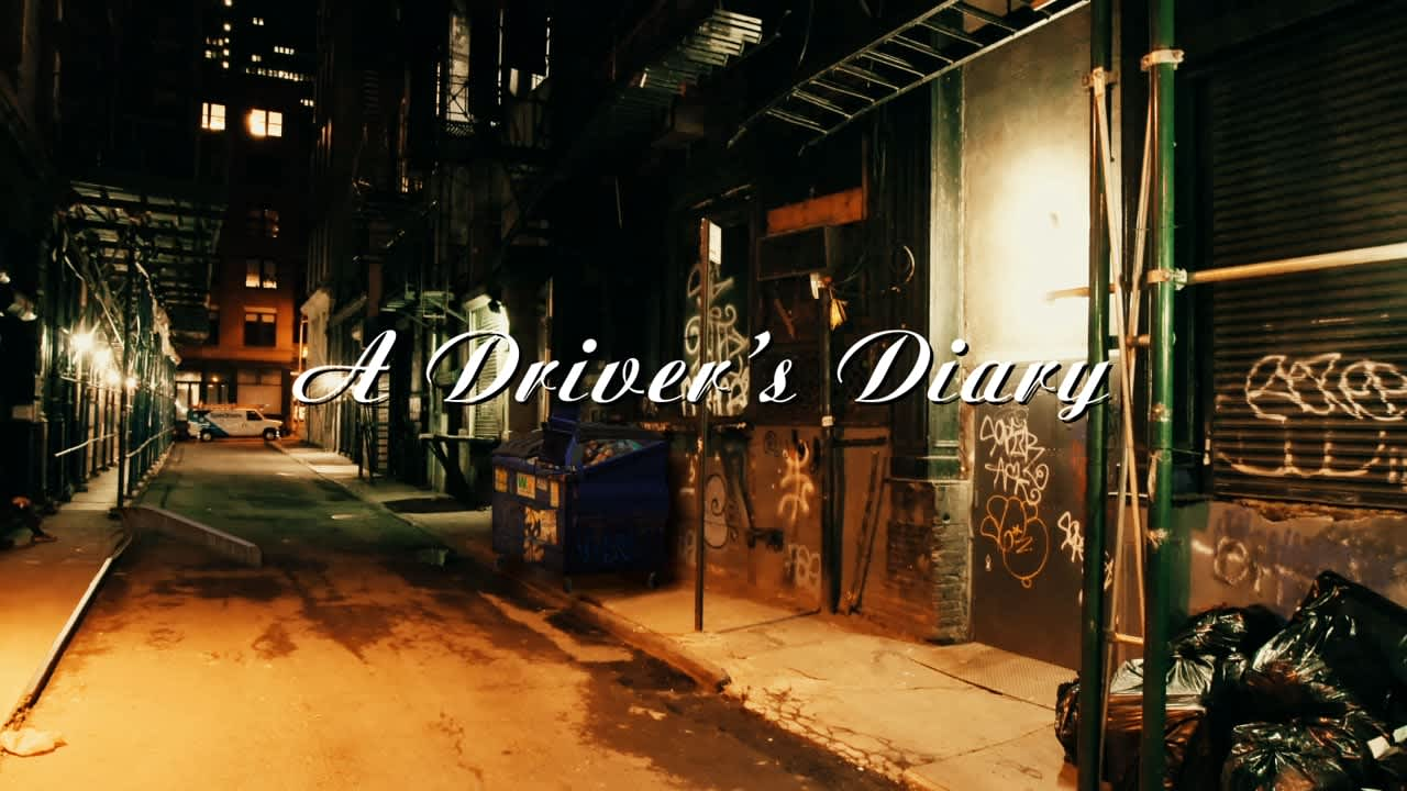 "Official Trailer for the ""The Road, A Driver's Diary"""