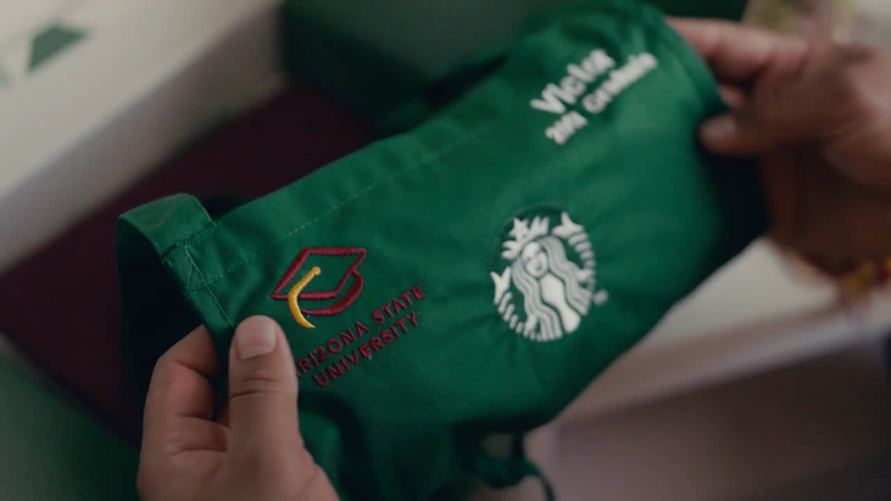 Starbucks - College Achievement Plan