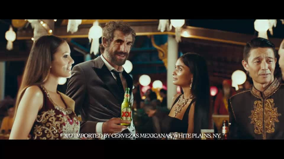 """Dos Equis """"The Most Interesting Man Addresses The Elephant In The Room"""""""