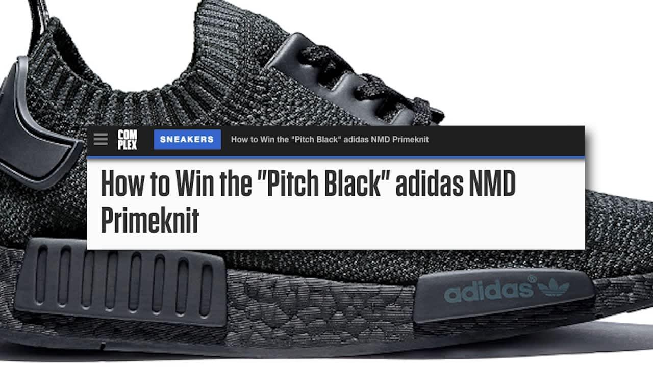 adidas Giveaway