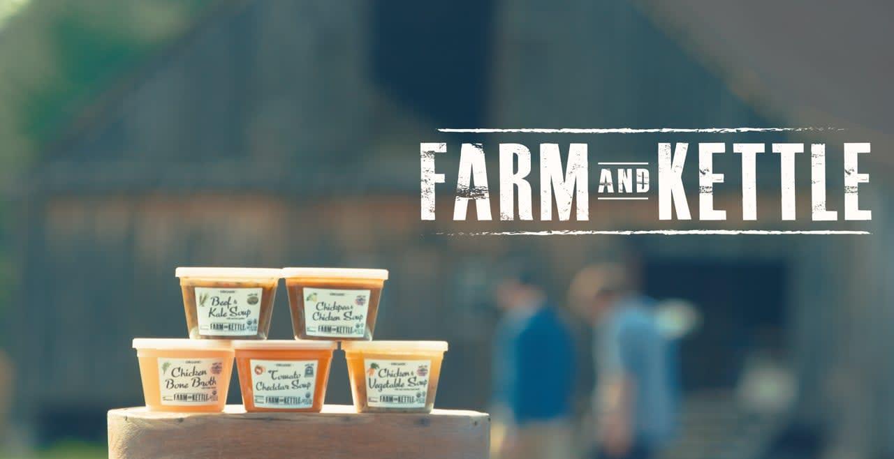 Farm + Kettle