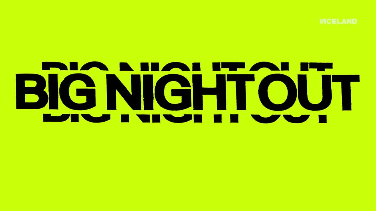 Big Night Out - title sequence